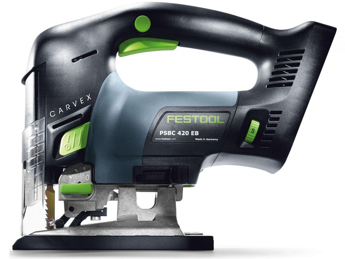 Festool CARVEX PSBC 420 EB-Plus Li 18 Aku