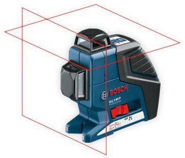 Bosch GLL 2-80 P Professional Křížový laser