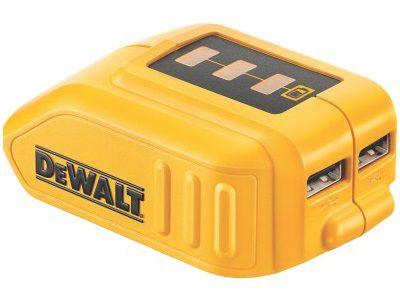 DeWalt DCB090 adaptér USB nabíjení pro XR baterie 10,8 - 18V