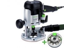 Horní frézka Festool OF 1010 EBQ-Plus + Box-OF-S 8/10x HW - 1010W, 8/55mm, 2.7kg