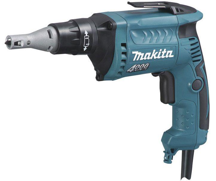 Makita FS4000 elektrický šroubovák na sádrokarton