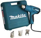 Horkovzdušná pistole Makita HG5012K - 1600W, 350/550°C, 0.58kg, kufr