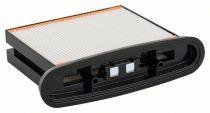 Polyesterový skládaný filtr pro  Bosch GAS 25 L SFC, použití za mokra