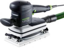 Vibrační bruska Festool RS 100 Q - 620W, 115x225mm, 3.3kg s integrovaným odsáváním