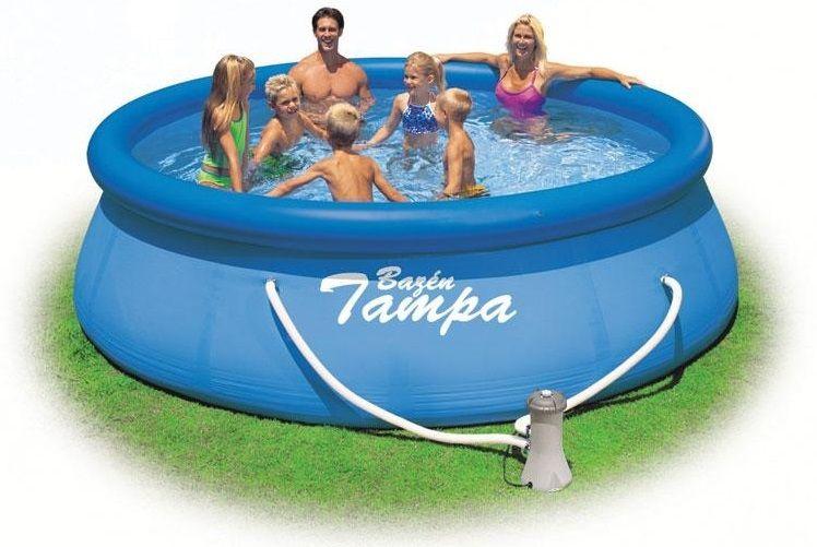 Nafukovací bazén Marimex Tampa 3,66 x 0,91 m s kartušovou filtrací
