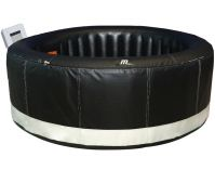 Mobilní vířivka HANSCRAFT MSpa Camaro M-051S - ozonizátor, 3st. intenzity bublin, LCD display
