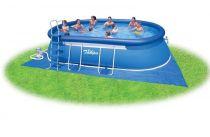 Nafukovací bazén Marimex Tampa ovál 3,05x5,49x1,07 m s kartušovou filtrací