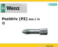 Šroubovací BIT Wera PZ 1 - křížový 855/1 TZ (056810)