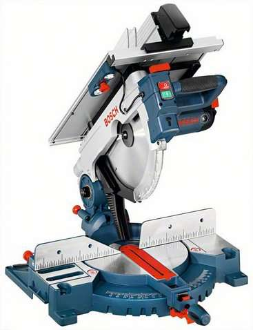 Bosch GTM 12 JL Professional - Kombinovaná pokosová pila, 0601B15001