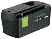 Akumulátor Festool BPS 12 S NIMH - 12V/3.0Ah pro vrtací akušrobováky T 12+3, TDK 12, C 12, C 12 DUO