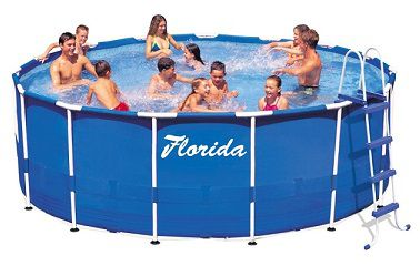 Bazén Marimex Florida 3,66x0,99 m s kartušovou filtrací