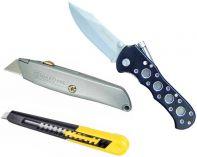 Lámací nože a Kapesní nože