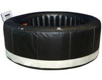 Mobilní vířivka HANSCRAFT MSpa Camaro M-031S - ozonizátor, 3st. intenzity bublin, LCD display