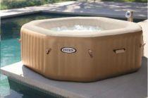 Mobilní vířivka - Vířivý nafukovací bazén Marimex Pure Spa - Bubble čtverec