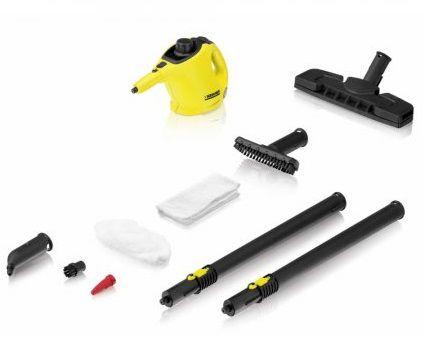 Kärcher SC 1 + Floor kit Parní mop - Parní čistič1200W, 3.0bar (1.516-264.0)