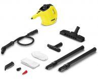 Parní čistič Kärcher SC 1 Premium + Floor Kit, 1200W, 3.0bar, 0.2L (parní mop)