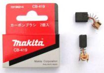 Uhlíky Makita CB-419 / CB-406 / CB-407, 11.3 x 9 x 6 mm