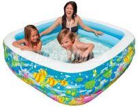Nafukovací bazén pro děti Aquarium Marimex