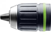 Rychloupínací sklíčidlo Festool KC 13-1/2-K-FFP pro všechny vrtačky Festool s upínáním CENTROTEC