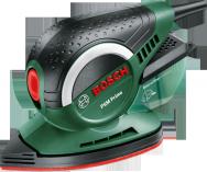 Vibrační bruska - Multibruska Bosch Primo - 50W, 93cm2, 0.6kg