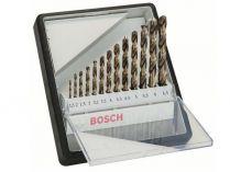 13-dílná sada kobaltových vrtáků do kovu HSS-Co Bosch Robust Line