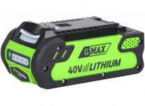 Zobrazit detail - Akumulátor - baterie Greenworks GW 4020 - 40V/2.0 Ah Li-ion