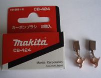 Uhlíky Makita CB-424, 8.7 x 5.3 x 4.8 mm
