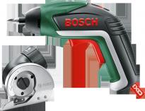 Bosch IXO V + stříhací nástavec, aku šroubovák 3.6V/1.5Ah
