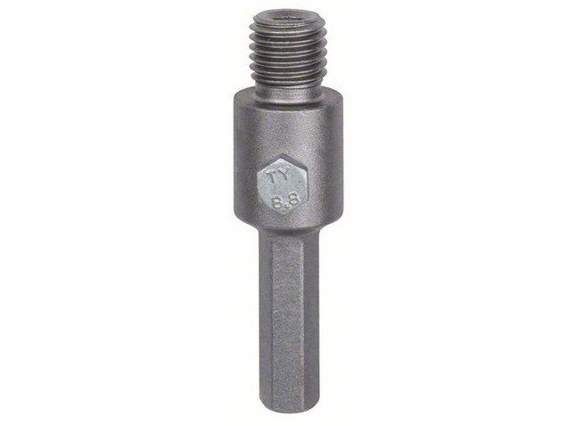 Šestihranná upínací stopka pro duté vrtací korunky se závitem M 16 Bosch 11 mm (2 608 550 078)