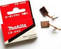 Uhlíky Makita CB-440 / CB-436/CB-448 do BTD/BDF/BHP 13.2 x 10 x 3 mm (194427-5,94159-4,196854-2)