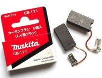 Uhlíky Makita CB-175, 26.6 x 8.4 x 6.5 mm