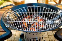 Gril na dřevěné uhlí Campingaz BONESCO QST L, kód: 3000001554