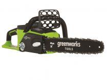 Zobrazit detail - Greenworks GWCS 4040i - 400mm, 40V, 5.2kg, bez aku, aku řetězová pila