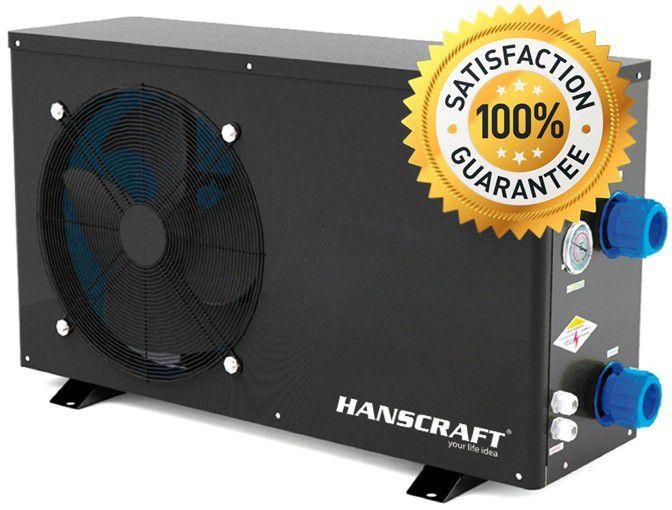 Tepelné čerpadlo do bazénů HANSCRAFT HITACHI ELITE 60 - 12 kW
