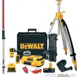 DeWALT DW079PKH rotační laser - set