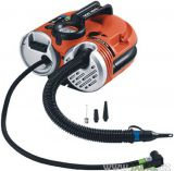 Kompresor Black-Decker ASI 500 - 12V, 11bar, 13l/min., 3.7kg