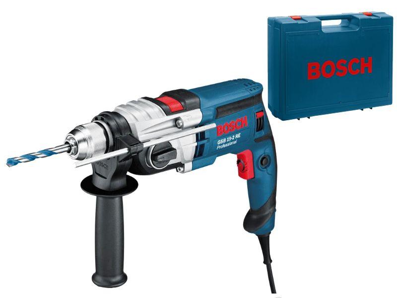 Bosch GSB 19-2 RE Professional příklepová vrtačka