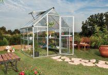 Palram hybrid 6x6 - polykarbonátový skleník 190x185x209cm