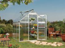 Palram multiline 6x6 - polykarbonátový skleník 190x185x209cm