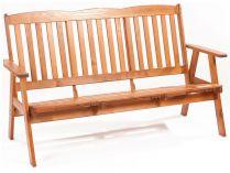 Garland třímístná zahradní lavice - Oliver