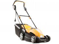 Elektrická sekačka na trávu Riwall REM 3816 - 1600W, 38cm, 45l, 11.5kg