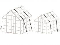 Palram - Kotvící systém pro skleníky Palram