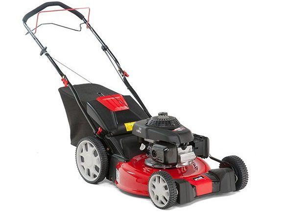 Benzinová sekačka na trávu s pojezdem MTD OPTIMA 46 SPH HW - mulčování, 160cm3, 46cm, 33kg, kód: 12A-TH9Q600