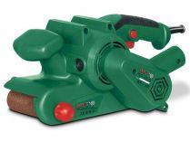 DWT BS09-75 V elektrická pásová bruska - 76mm, 900W, 200-380m/min, 3kg