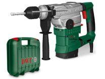 Vrtací a sekací kladivo s regulací otáček DWT BH12-40 V BMC s SDS-Max - 1250W, 10J, 1000-2800ot/min, 7.4kg, kufr