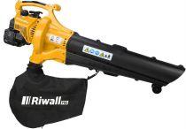 Vysavač/foukač s benzinovým motorem Riwall RPBV 31 - 31ccm, 270km/h, 6.1kg