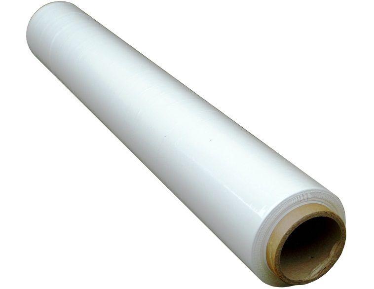 Stretch fólie 1.4 kg, 50 cm, 23 my, cca 145m, transparentní průhledná smršťovací fólie