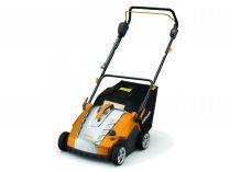 Riwall REV 3815 - 1500W, travní provzdušňovač s elektrickým motorem combi 3 v 1