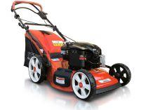 GTM 500 SP4 SC H, mulčování, 190ccm, 51cm, 39kg, benzinová sekačka s pojezdem, 4-rychlostní převodovka