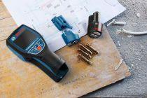 Bosch Wallscanner D-tect 120 Professional Univerzální Detektor, 1x aku 10.8V/1.5Ah, kufr L-Boxx (0601081301) Bosch PROFI